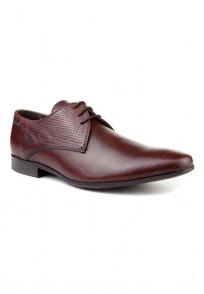 Red Tape Men Brown Leather Formal Shoes - RTS7222
