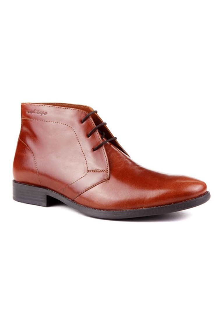 Red Tape Men Black Leather Formal Shoes - RTS7893 - Footwear ...