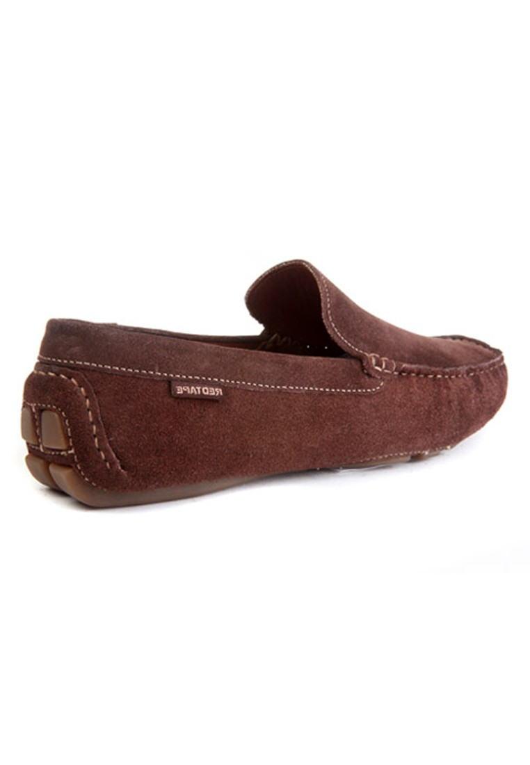 ... Red Tape Men Brown Leather Casual Shoes - RTS7053 ...